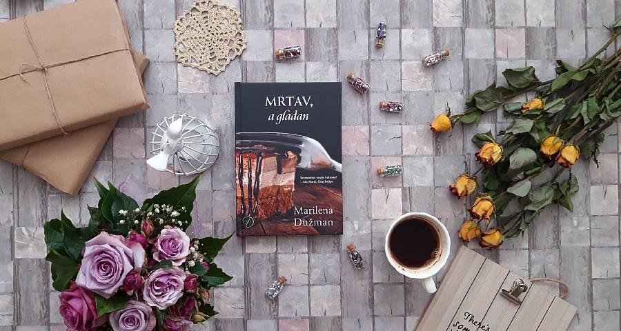 Marilena Dužman Mrtav, a gladan recenzija