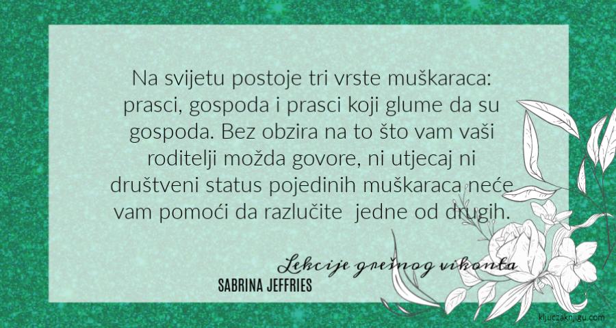 Sabrina Jeffries Lekcije grešnog vikonta Škola za nasljednice