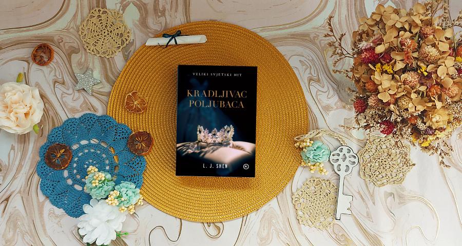 naslovnice knjiga kradljivac poljubaca