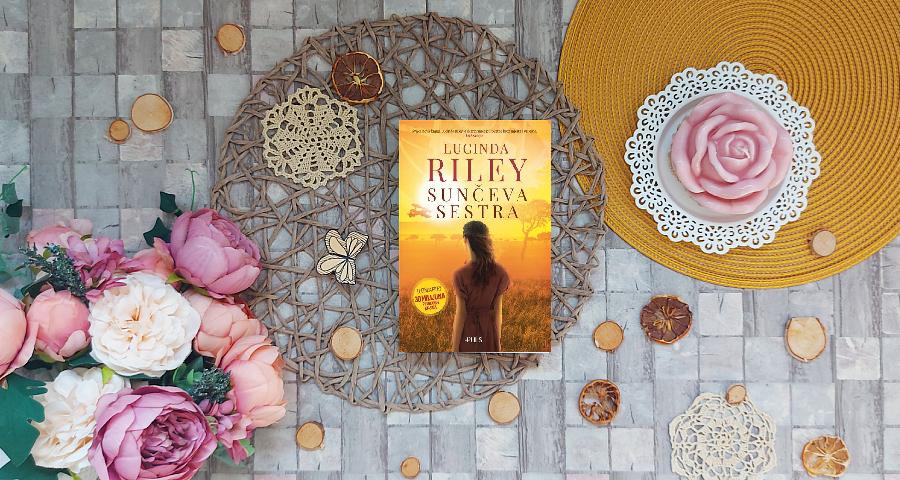 naslovnice knjiga sunčeva sestra