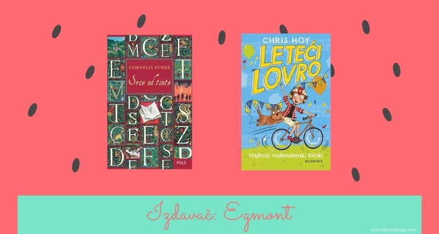 Knjige koje nosim na godišnji